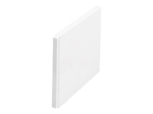 Cleargreen 900mm Gloss White Bath End Panel